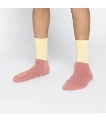 Mingo Socks 2-TONE Mingo Socks 2-TONE raspberry