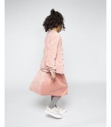 Mingo VELVET Skirt Mingo VELVET Skirt raspberry