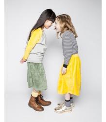 Mingo VELVET Skirt Mingo VELVET Skirt yellow