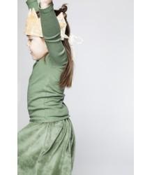 Mingo VELVET Skirt Mingo VELVET Skirt duck green