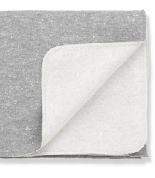 1+ in the Family TULA Blanket  1  in the Family TULA Blanket grey melange