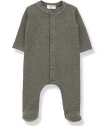 1+ in the Family MARCELLO Jumpsuit  1  in the Family MARCELLO Jumpsuit khaki