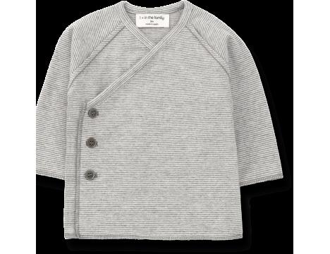 1+ in the Family KOJI NewBorn Shirt