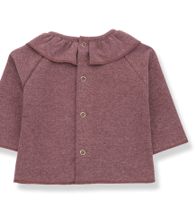 1+ in the Family CLEMENTINA Blouse 1  in the Family CLEMENTINA Blouse prune