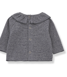 1+ in the Family REBECA Blouse 1  in the Family REBECA Blouse blue/grey
