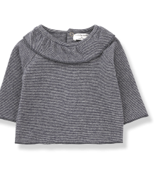 1+ in the Family REBECA Blouse 1more in the Family REBECA Blouse blue/grey