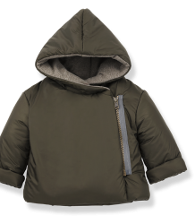 1+ in the Family HANSEL Zipper Jacket 1  in the Family HANSEL Zipper Jacket khaki