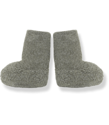 1+ in the Family NANO Socks / Booties 1  in the Family NANO Socks / Booties khaki