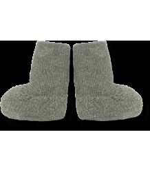 1+ in the Family NANO Socks / Booties 1  in the Family NANO Socks / Booties khaki