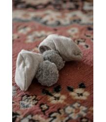 1+ in the Family PI Socks / Booties 1  in the Family PI Socks / Booties grey