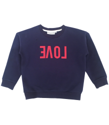 Gardner and the Gang The Classic Sweatshirt REVERSE LOVE Gardner and the Gang The Classic Sweatshirt REVERSE LOVE