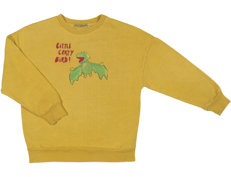 Fresh Dinosaurs Sweatshirt CRAZY BIRD