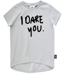 Little Man Happy I DARE YOU Longline Shirt Little Man Happy I DARE YOU Longline Shirt