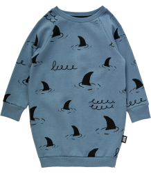 Little Man Happy SHARKS Sweater Dress Little Man Happy SHARKS Sweater Dress