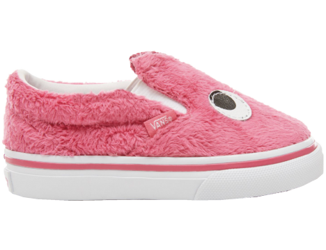 VANS Party Fur Slip-on Toddlers FRIEND