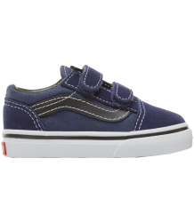 VANS Old Skool V Toddlers VANS Old Skool V Toddlers Medieval Blue