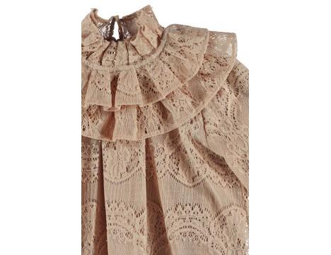Caroline Bosmans if and Perhaps FLORAL Flock Dress