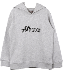 Emile et Ida Hooded Sweatshirt MONSTER Emile et Ida Hooded Sweatshirt MONSTER