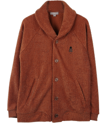 Emile et Ida Sweat Cardigan BONNET Emile et Ida Sweat Cardigan FOX