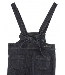 Emile et Ida DENIM Dungaree Emile et Ida DENIM Dungaree