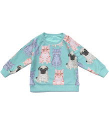 Filemon Kid Reversible Sweatshirt CAT Filemon Kid Reversible Sweatshirt CAT