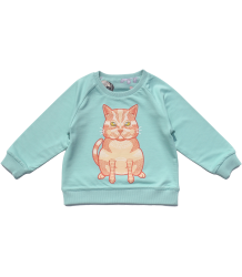 Filemon Kid Reversible Sweatshirt CAT