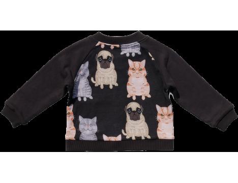 Filemon Kid Baseball Jacket CATS & DOGS