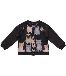 Filemon Kid Baseball Jacket CATS & DOGS Filemon Kid Baseball Jacket FAT CATS & DOGS aop