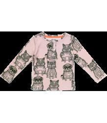 Longsleeve T-shirt CATS & PUG aop Filemon Kid Longsleeve T-shirt CATS & PUG aop