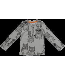 Filemon Kid Longsleeve T-shirt CATS & PUG aop Filemon Kid Longsleeve T-shirt CATS & PUG aop