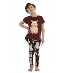 Filemon Kid T-shirt CAT Filemon Kid T-shirt CAT