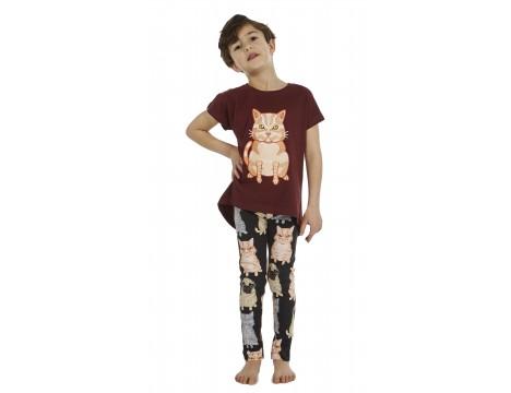 Filemon Kid T-shirt CAT