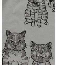 Filemon Kid Leggings CATS & PUGS aop Filemon Kid Leggings CATS & PUGS aop sage