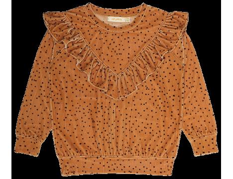Soft Gallery Betsy Sweatshirt DOTTIES