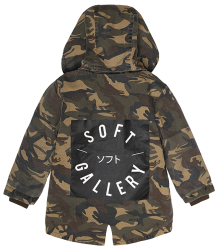 Soft Gallery Adam ARMY Jacket  Soft Gallery Adam ARMY Jacket
