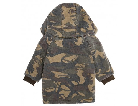 Soft Gallery Basil ARMY Jacket