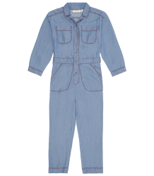 Soft Gallery Bernelle Denim Jumpsuit OPTIMISM Soft Gallery Bernelle Denim Jumpsuit