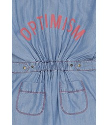Soft Gallery Bernelle Denim Jumpsuit OPTIMISM Soft Gallery Bernelle Denim Jumpsuit Optimism