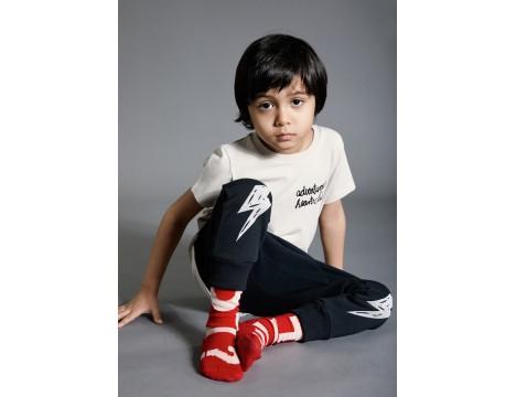 Little Man Happy WHY NOT ? Socks