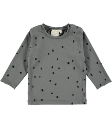 Mini Sibling Long Sleeved Top CONFETTI Mini Sibling Long Sleeved Top CONFETTI charcoal