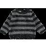Mini Sibling Knit Sweater-Cardigan STRIPES Mini Sibling Knit Sweater-Cardigan STRIPES
