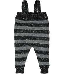 Mini Sibling Knit Romper w/Suspenders STRIPES Mini Sibling Knit Romper w/Suspenders STRIPES