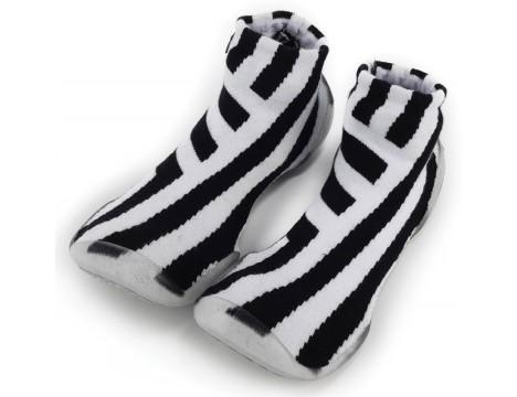Nununu Collegien Slippers STRIPED