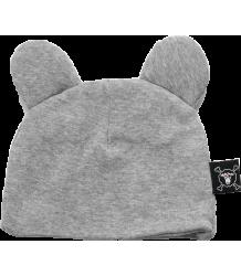 Nununu Mouse Hat Nununu Mouse Hat grey melange