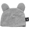 Nununu Mouse Hat Nununu Mouse Hat grey melange