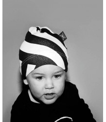 Nununu Baby Hat STRIPED Nununu Baby Hat STRIPED black and white