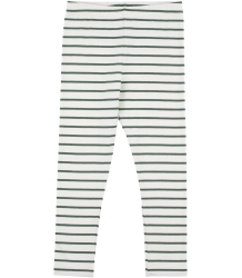 Tiny Cottons Jersey Pants SMALL STRIPES Tiny Cottons Jersey Pants SMALL STRIPES green