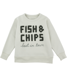 Tiny Cottons Sweatshirt FISH & CHIPS Tiny Cottons Sweatshirt FISH & CHIPS