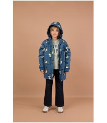 Tiny Cottons PIGEONS Snow Jacket Tiny Cottons PIGEONS Snow Jacket light navy blue