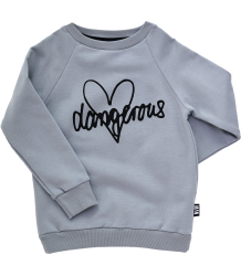 Little Man Happy DANGEROUS HEART Basic Sweater Little Man Happy DANGEROUS HEART Basic Sweater
